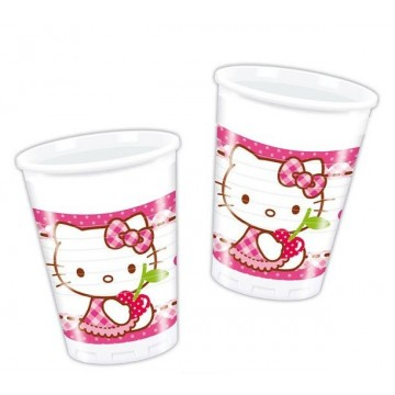 Hello Kitty plastkrus