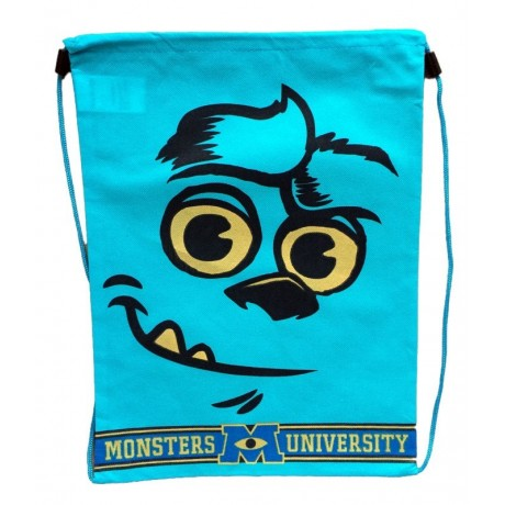 Gymnastik pose - Monsters Inc.