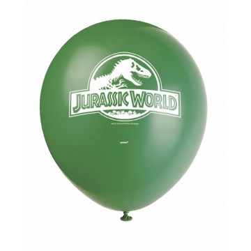 Jurassic World balloner