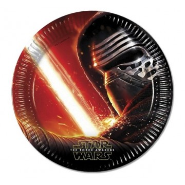 Star Wars: The Force Awakens paptallerkner
