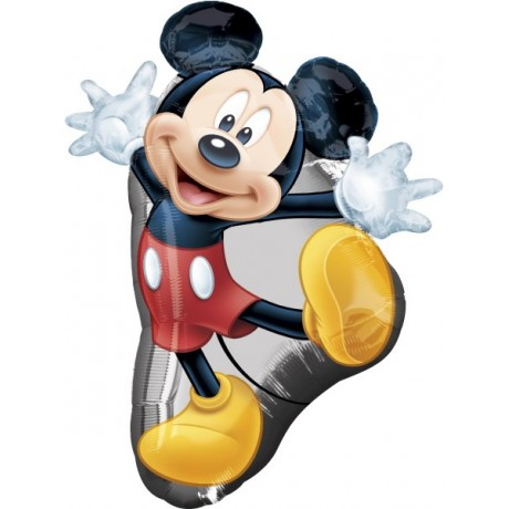 Stor Mickey Mouse folieballon