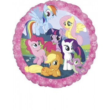 My little pony -  Rund Folieballon