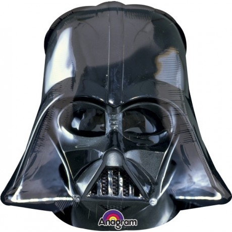 Stor Star Wars Darth Vader folieballon
