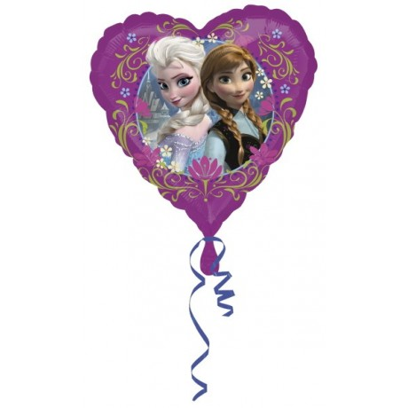 Frozen hjerte folieballon