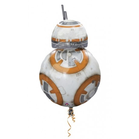 Stor Star Wars The Force Awakens BB8 Droide folieballon