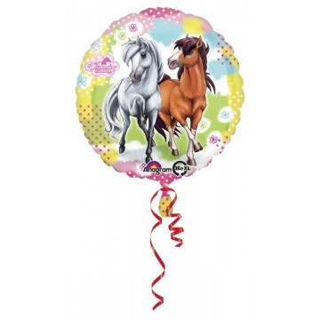 Charming Hest folieballon