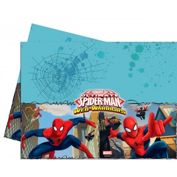 Spiderman Warriors plastikdug