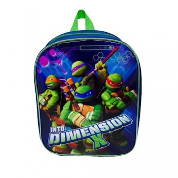 Ninja Turtles rygsæk - Into Dimension X