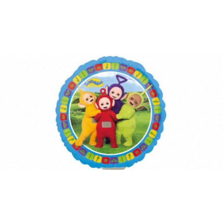Rund Teletubbies folieballon