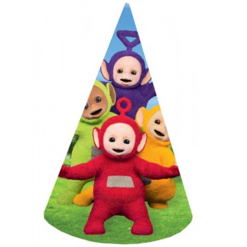 Teletubbies partyhatte