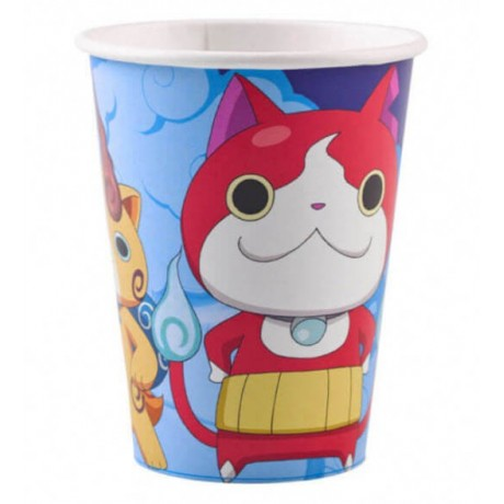 Yo Kai Watch - 8 papkrus