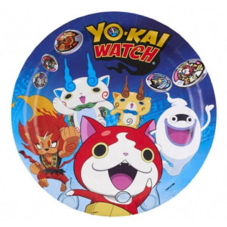 Yo Kai Watch paptallerkner