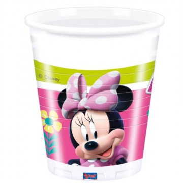 Minnie Mouse plastkrus
