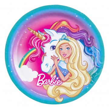 Barbie Dreamtopia tallerkner