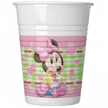 Baby Minnie Mouse plastkrus