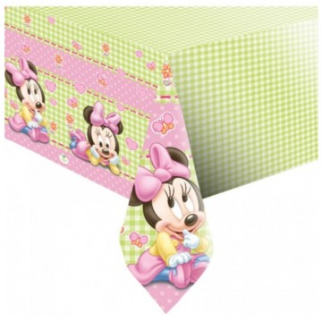Baby Minnie Mouse plastikdug