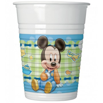 Baby Mickey Mouse plastkrus