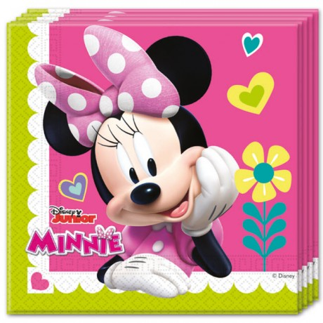 Minnie Mouse servietter