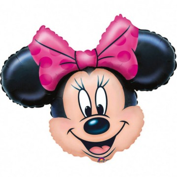 Minnie Mouse folieballon