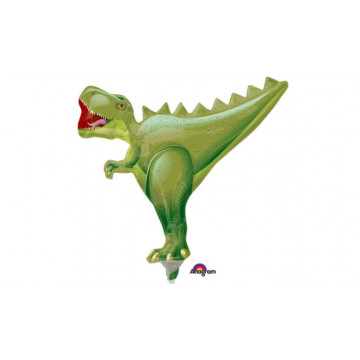 Mini T-Rex folieballon