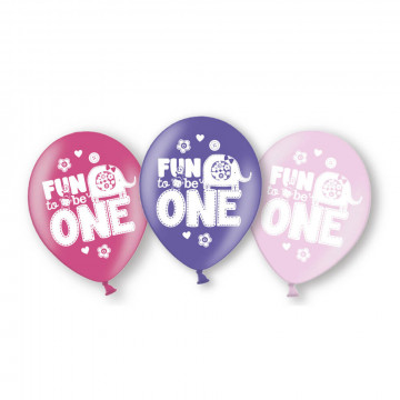 Fun to be one - Balloner