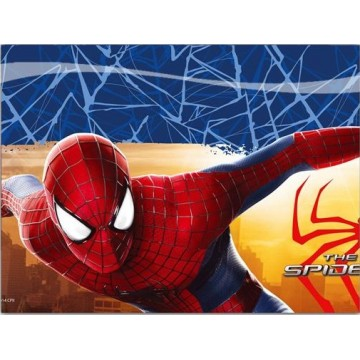 Spiderman plastikdug