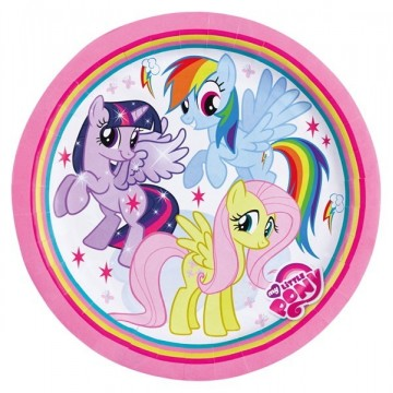 My Little Pony paptallerkner