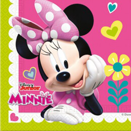 Minnie Mouse tema