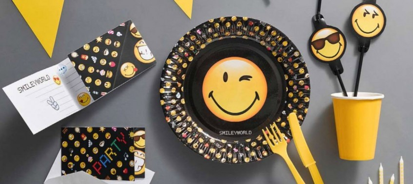 Smiley Emoticons tema